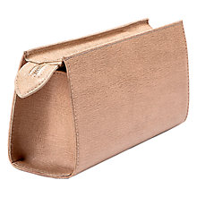 Buy Aspinal of London Small Cosmetic Case, Deer Saffiano Online at johnlewis.com