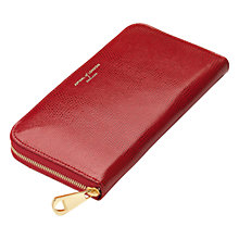 Buy Aspinal of London Continental Clutch Zip Wallet Online at johnlewis.com