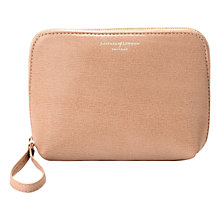 Buy Aspinal of London Hepburn Cosmetic Bag Online at johnlewis.com
