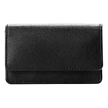 Buy Aspinal of London Leather Business & Credit Card Case Online at johnlewis.com