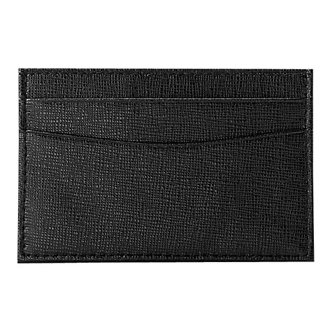 Buy Aspinal of London Slim Leather Credit Card Case Online at johnlewis.com