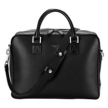 Buy Aspinal of London Large Mount Street Leather Bag Online at johnlewis.com