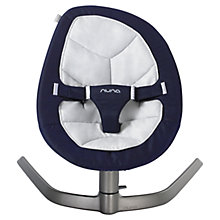 Buy Nuna Leaf Rocker, Navy Online at johnlewis.com