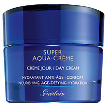 Buy Guerlain Super-Aqua Creme Day Cream, 50ml Online at johnlewis.com