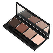 Buy TOPSHOP Golden Aura Eyeshadow Palette, Brown Online at johnlewis.com
