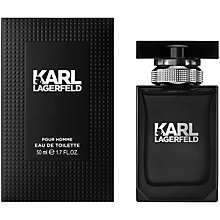 Buy Karl Lagerfeld Men Eau de Toilette Online at johnlewis.com