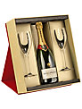 Bollinger Special Cuvée Champagne and Two Glasses Set, 75cl