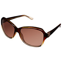 Buy Ted Baker TB1317 Sunglasses, Brown Online at johnlewis.com
