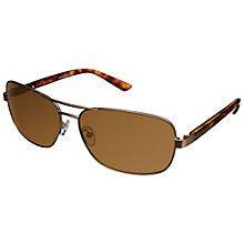 Buy Ted Baker TB1304 Pilot Sunglasses Online at johnlewis.com