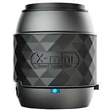 Buy XMI X-Mini WE Portable Bluetooth NFC Speaker Online at johnlewis.com