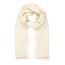 Buy Jigsaw Striped Bobby Scarf Online at johnlewis.com