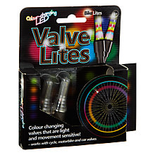 Buy Colour Changing Bike LED Lights Online at johnlewis.com