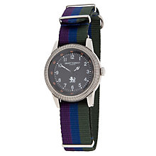 Buy Smart Turnout Antique Finish Watch Online at johnlewis.com