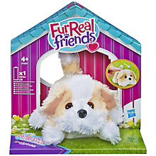 Buy FurReal Friends Butterscotch & Friends Snuggimals Puppy Online at johnlewis.com