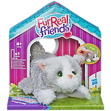 Buy FurReal Friends Snuggimals Kitten Online at johnlewis.com