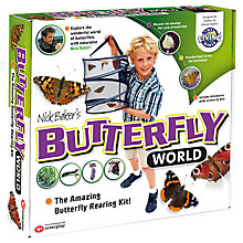 Buy Interplay Butterfly World Rearing Kit Online at johnlewis.com