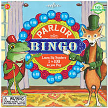Buy Eeboo Parlour Bingo Game Online at johnlewis.com