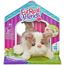 Buy FurReal Friends Snuggimals Puppy Online at johnlewis.com