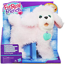Buy FurReal Friends Walkin' Puppies Pretty Poodle Online at johnlewis.com