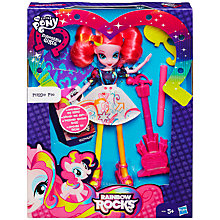 Buy My Little Pony Equestria Girls Rainbow Rocks Pinkie Pie Doll Online at johnlewis.com