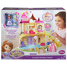 Buy Disney Princess Sofia the First Magical Talking Castle Online at johnlewis.com