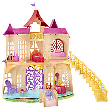 Buy Exclusive Sofia the First Magical Talking Castle Pack With An Additional Sophia The First Assorted Figure Online at johnlewis.com
