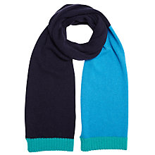 Buy John Lewis Cashmere Colour Block Scarf Online at johnlewis.com