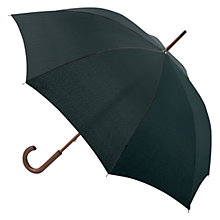Buy Fulton Kensington 1 Walking Umbrella, Black Online at johnlewis.com