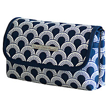 Buy Tender Love & Carry Nautical Sun Folding Pouch, Blue / White Online at johnlewis.com
