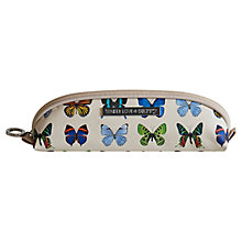 Buy Tender Love & Carry Butterfly Make-up Brush Case Online at johnlewis.com