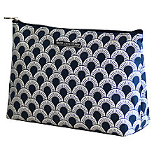 Buy Tender Love & Carry Nautical Sun Hold All Toiletries Bag, Blue / White Online at johnlewis.com