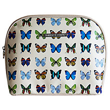 Buy Tender Love & Carry Butterfly Make-up Bag, Multi Blue Online at johnlewis.com