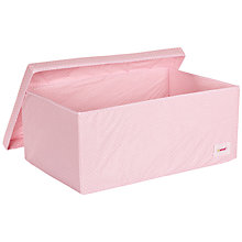 Buy Minene Large Spot Box, Pink Online at johnlewis.com