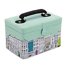 Buy Hemingway Design Sewing Case, Blue Online at johnlewis.com