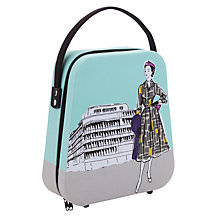 Buy Hemingway Design Vanity Case, Blue Online at johnlewis.com