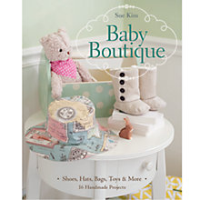 Buy Baby Boutique Craft Booklet Online at johnlewis.com
