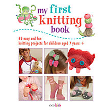 Buy My First Knitting Book Online at johnlewis.com