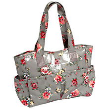 Buy Vinyl Floral Print Crafters Bag Online at johnlewis.com