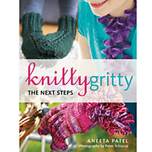 Buy Knitty Gritty Next Steps Knitting Book Online at johnlewis.com
