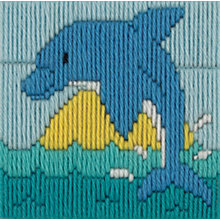 Buy Anchor Dolphin First Tapestry Kit Online at johnlewis.com