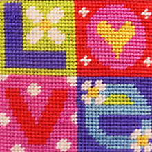 Buy Love Children's Tapestry Kit Online at johnlewis.com