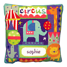 Buy Circus Tapestry Kit Online at johnlewis.com