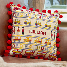 Buy The Historical Sampler Company Soldier Soldier Tapestry Kit Online at johnlewis.com