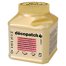 Buy Decopatch Aquapro Professional Varnish Online at johnlewis.com