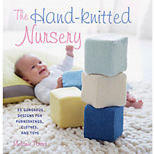 Buy The Hand Knitted Nursery Book Online at johnlewis.com