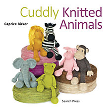 Buy Cuddly Knitted Animals Book Online at johnlewis.com