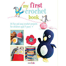 Buy My First Crochet Book Online at johnlewis.com