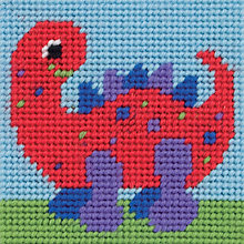 Buy Anchor Dinosaur First Tapestry Kit Online at johnlewis.com