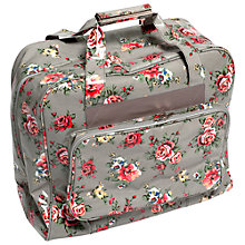 Buy Floral Craft Bag, Grey Online at johnlewis.com