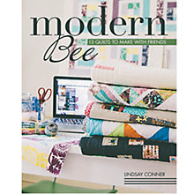 Buy Modern Bee: 13 Quilts To Make With Friends Book Online at johnlewis.com